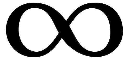 Infinity clipart infiniti History Petro Day: of Symbol