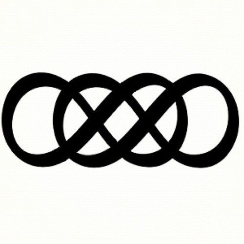 Infinity clipart infinity sign Double Clipart  Infinity Sign