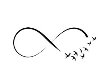 Infinity clipart infinity symbol Ideas cameo cricut file download