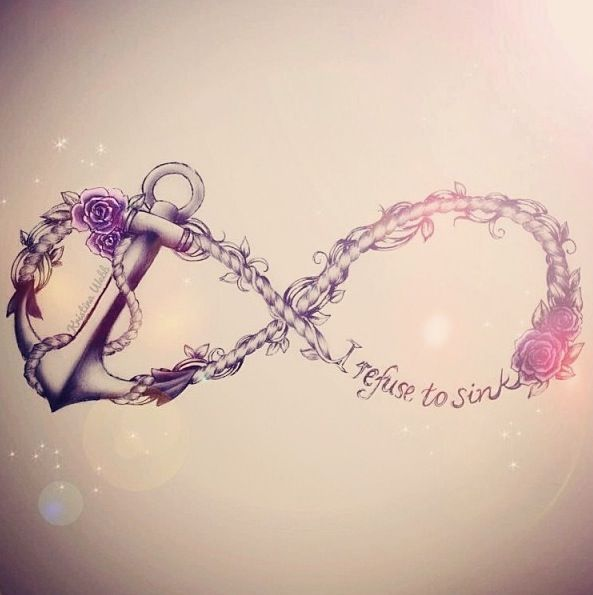 Infinity clipart love written it Glyph Infinity on Symbol ideas