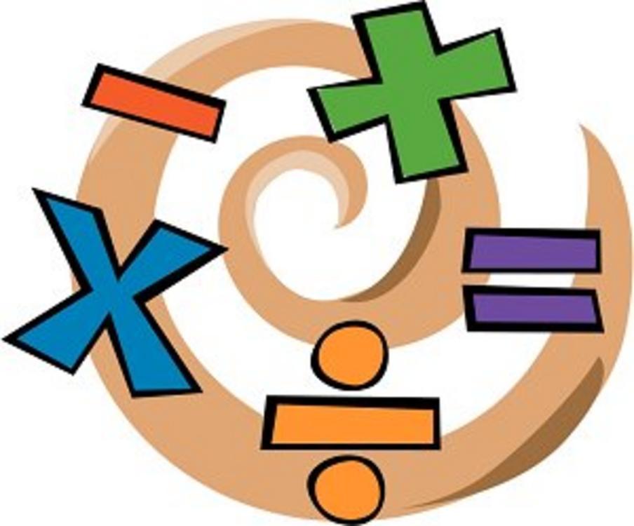 Infinity clipart mathematics Of Algebra Clip Math Symbols