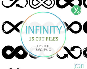 Infinity clipart rope Svg sign Infinity Cut Sign