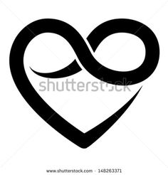 Infinity clipart unconditional love  forever for <b>zibu symbol</b>