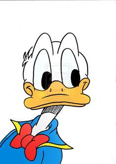 Donald Duck clipart original Donald Art Clipart Panda rectangle