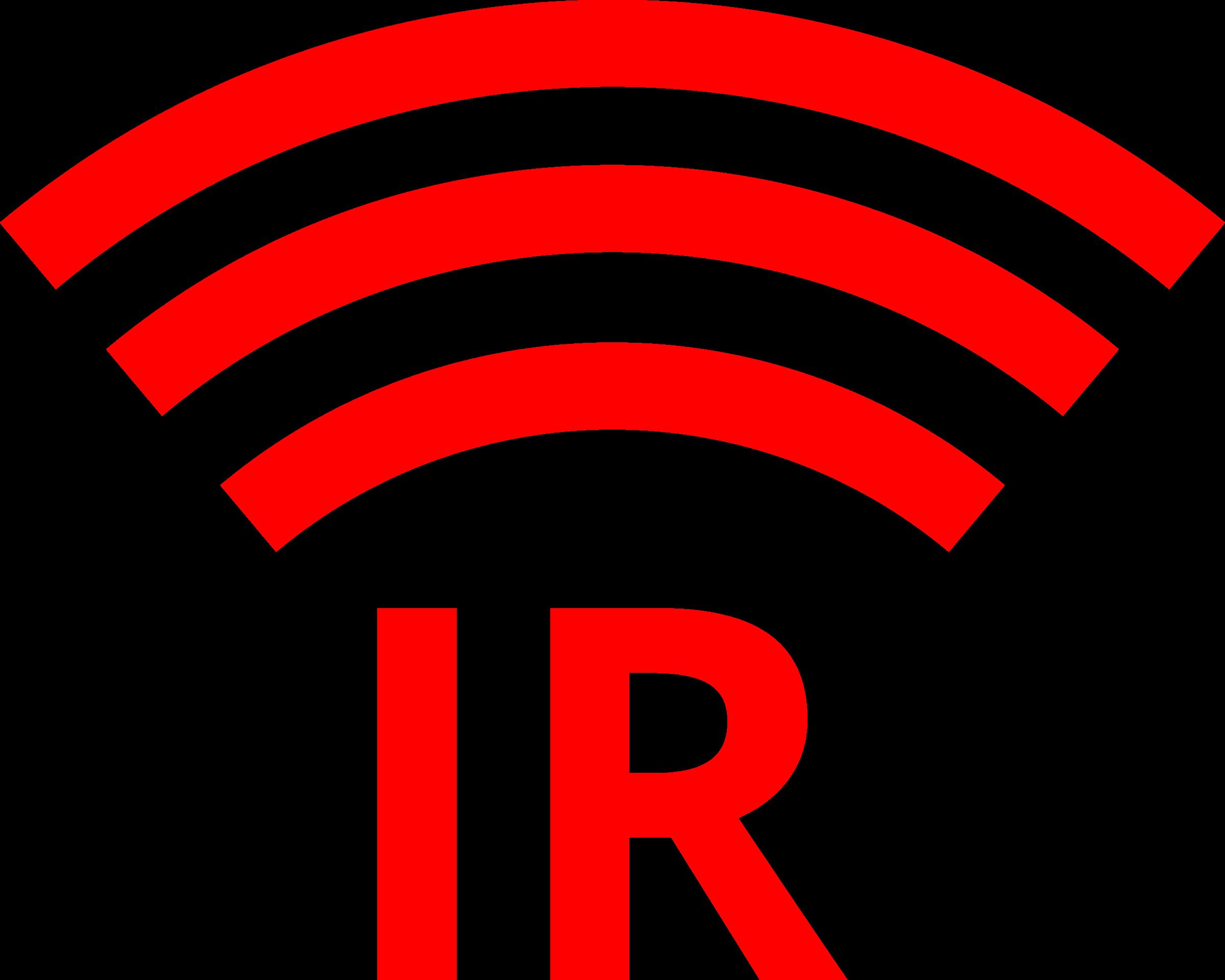 Infrared clipart Symbol logo symbol / logo