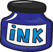 Ink clipart #1