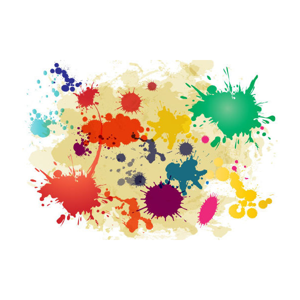 Ink clipart Deliriously Beautiful liked Paint