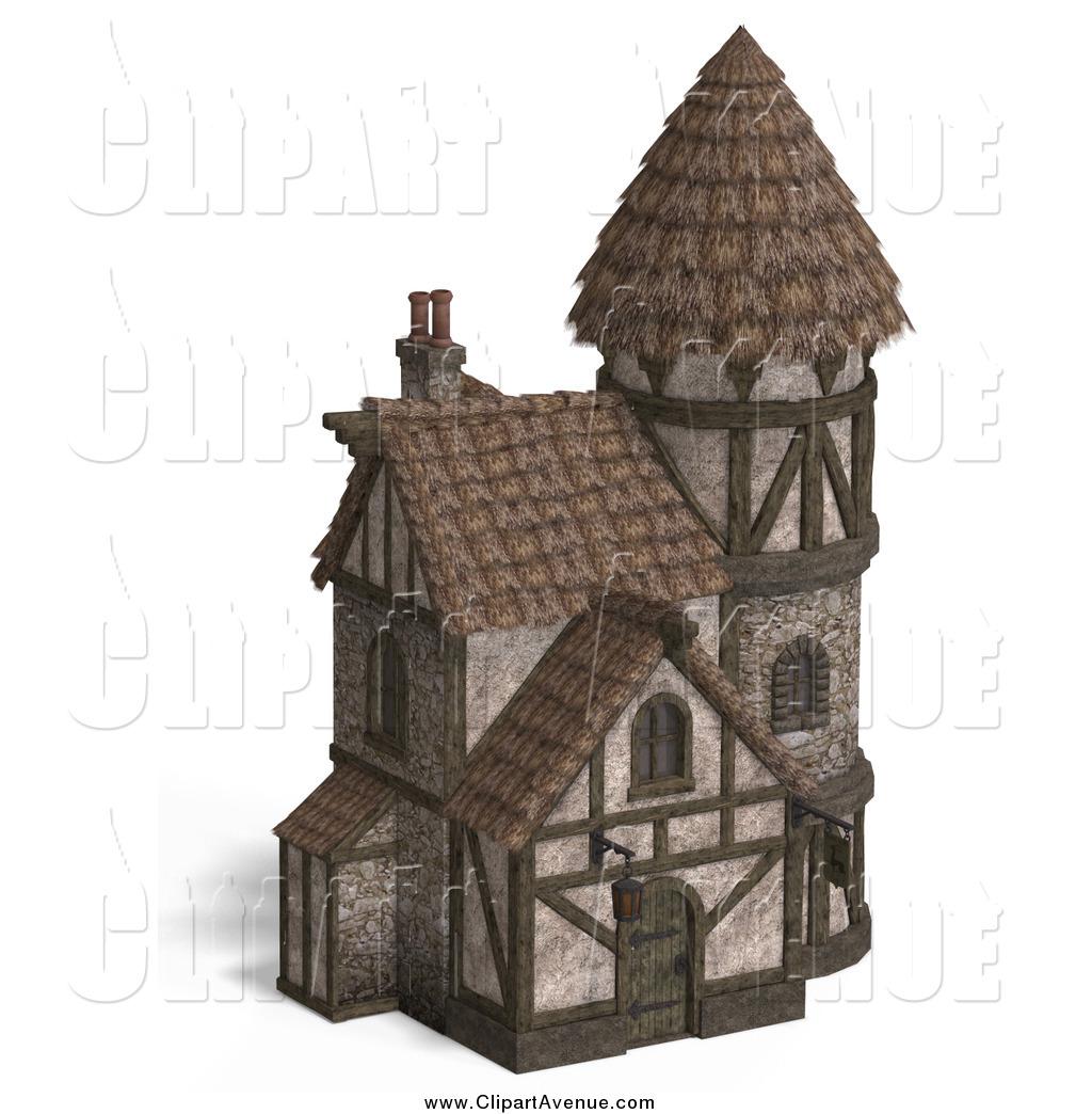 Inn clipart Hotel Medieval #2264 Clipart a