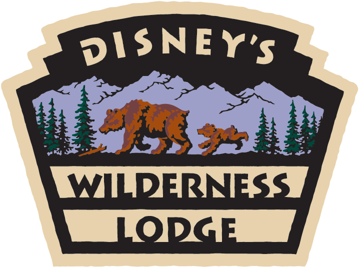 Inn clipart lodging Wilderness Lodge Hotel  Logos