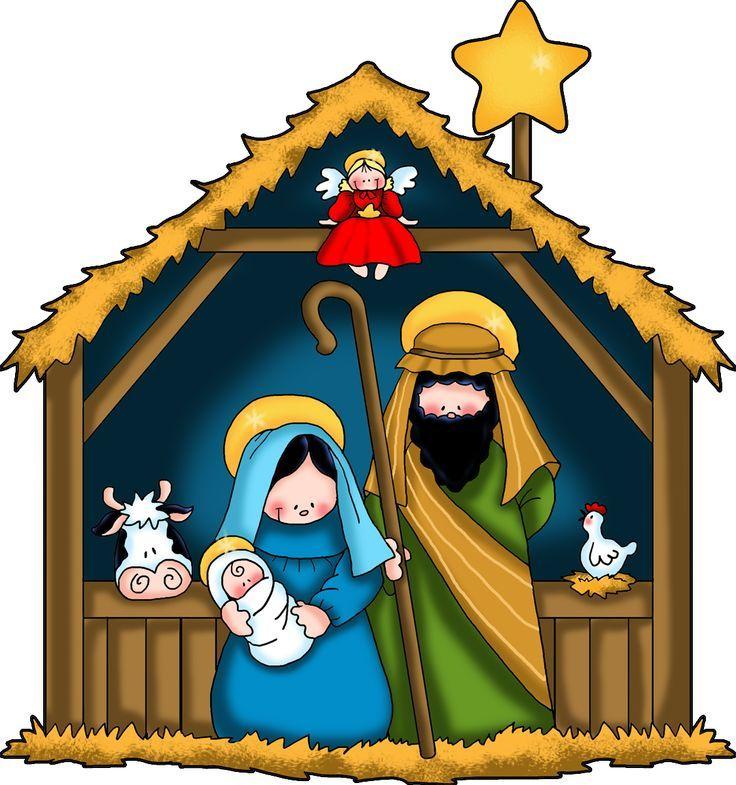 Angel clipart nativity scene Printables Nativity Find 757 on