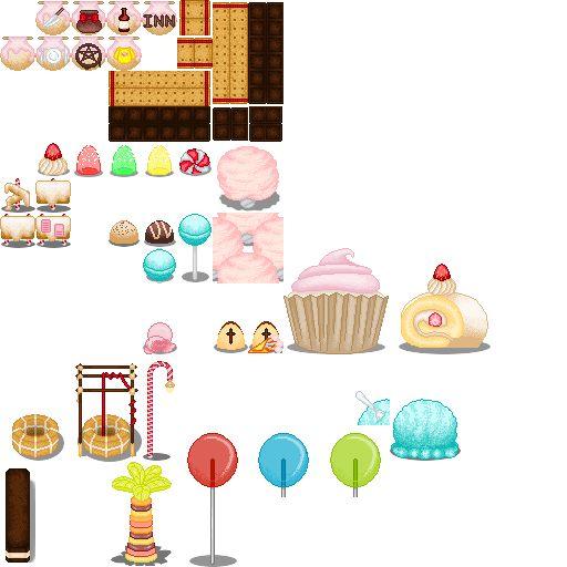 Inn clipart rpg Pinterest Maker Tile Sweet RPG