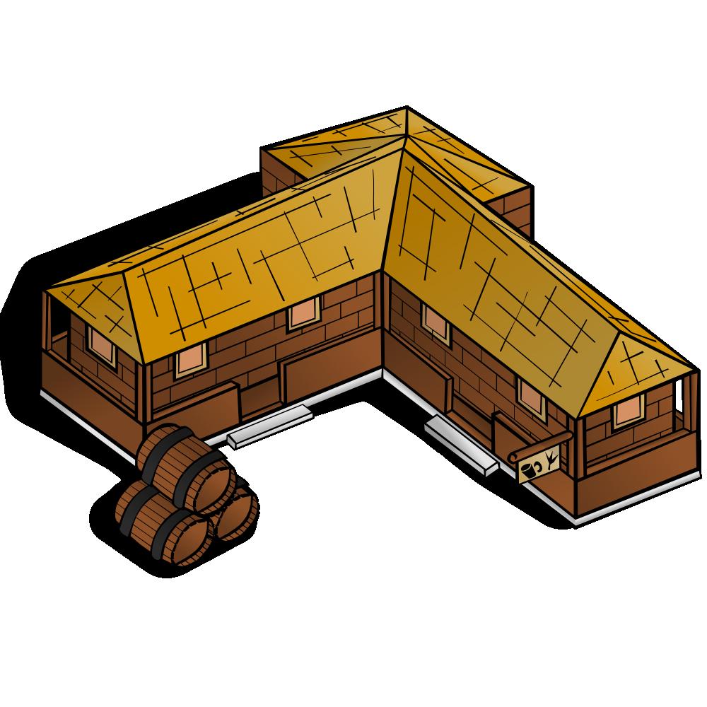 Inn clipart rpg Map RPG OnlineLabels Tavern RPG