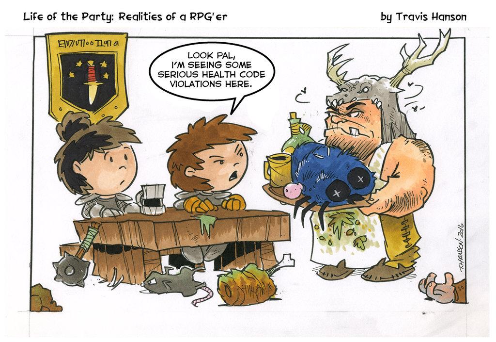 Inn clipart rpg RPG at travisJhanson RPG inn
