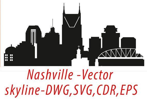 Inn clipart skyline Nashville Vector on Nashville Nashville