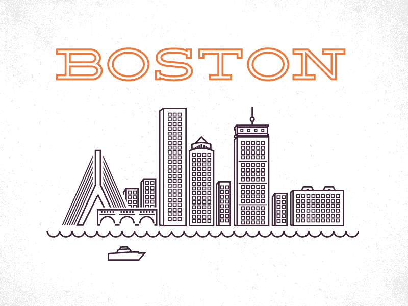 Inn clipart skyline Skyline Jessie Boston Farris Boston
