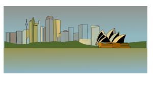 Inn clipart skyline Page Sydney Clip Build 4