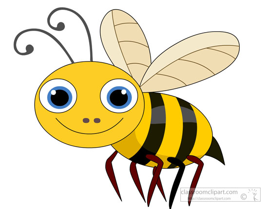 Bugs clipart bee Clipart illustrations clipart art Clip