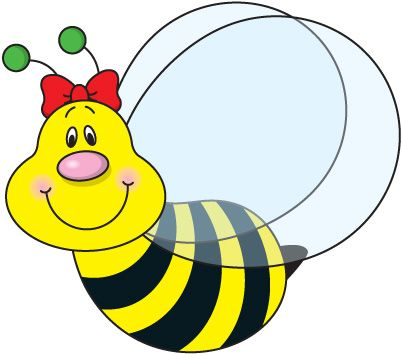 Bees clipart kindergarten Best Clip Carson dellosa spring