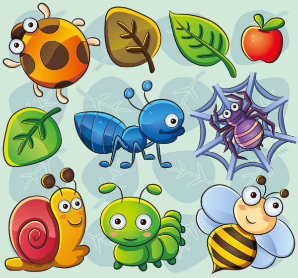 Adorable clipart bug Pinterest etc Insects best Clip