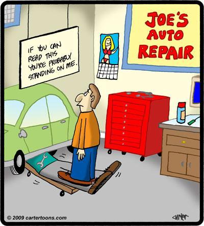 Inside clipart auto garage By car Cartoon collection repair