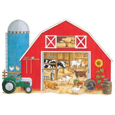 Inside clipart barn In Floor What Art Barn