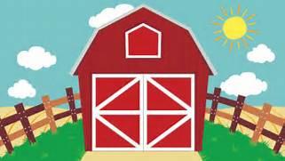 Inside clipart barn Lite > Peekaboo for Inside