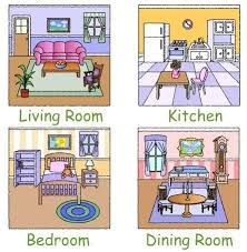 Room clipart english #15