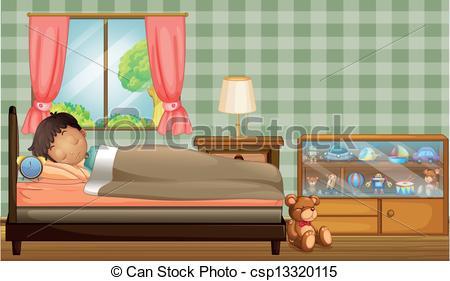 Room clipart boy room #6