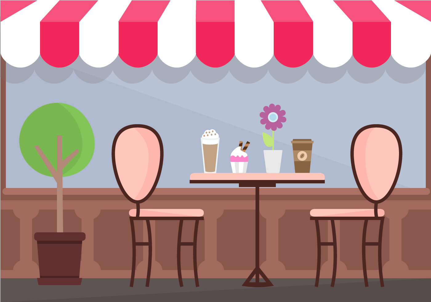 Inside clipart cafe Background Zone coffee image clipart