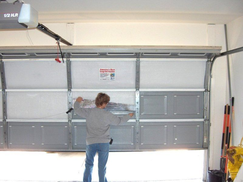 Inside clipart car garage Door? to Getting Should Dusty