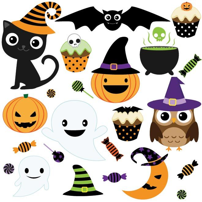 Scarecrow clipart cute halloween Ideas Find and Halloween Pinterest