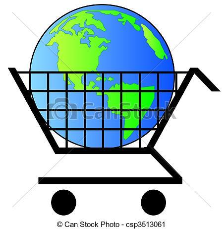 Inside clipart earth Cart or Clipart earth
