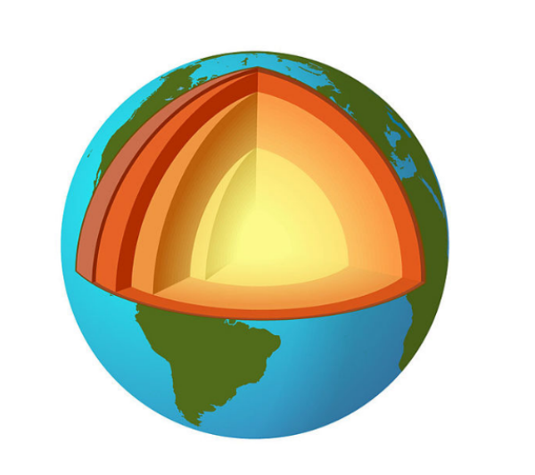 Inside clipart earth To Oceans Deep water amount