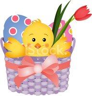 Inside clipart easter chick AN Chick Easter stock Inside