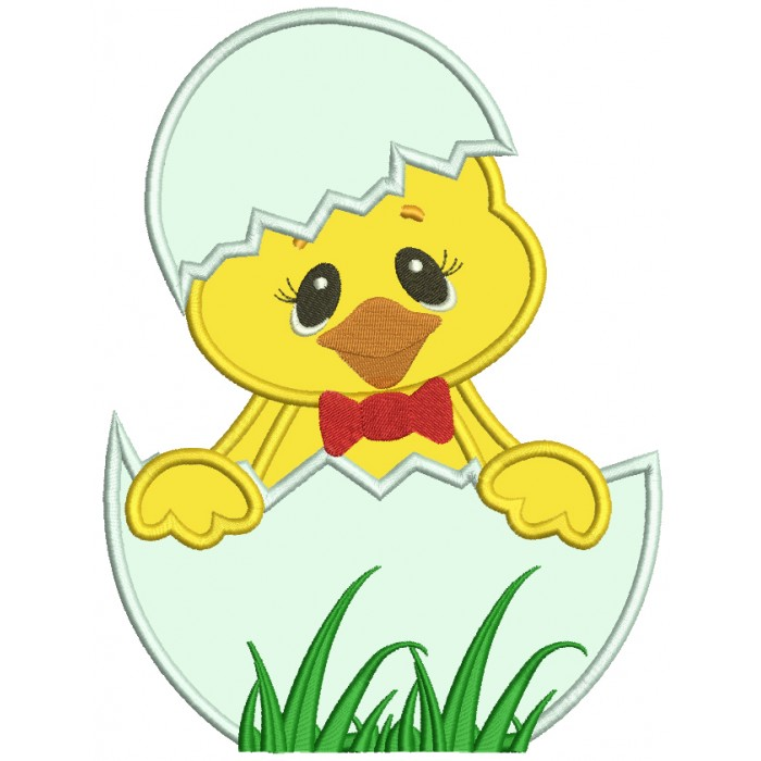 Inside clipart easter chick Design Machine Digitized Chick Chick