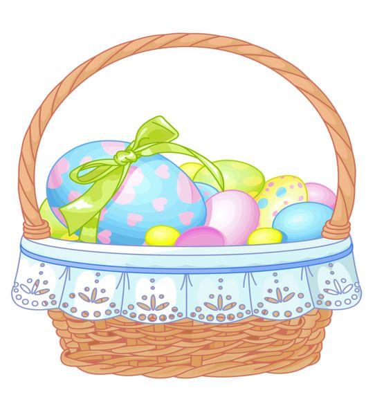 Easter clipart basketball #6