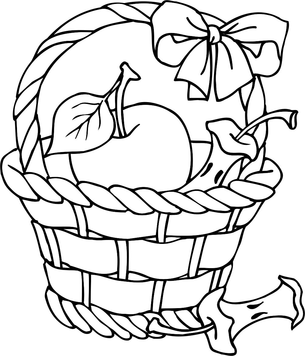 Basket clipart apple basket Basket Clipart Images Panda Clipart