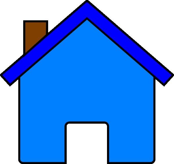Mansion clipart colorful Clip house Blue 66 art