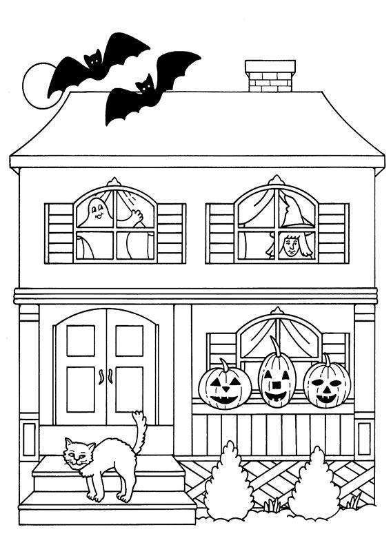 Inside clipart kids halloween Mask on Scary 157 coloring