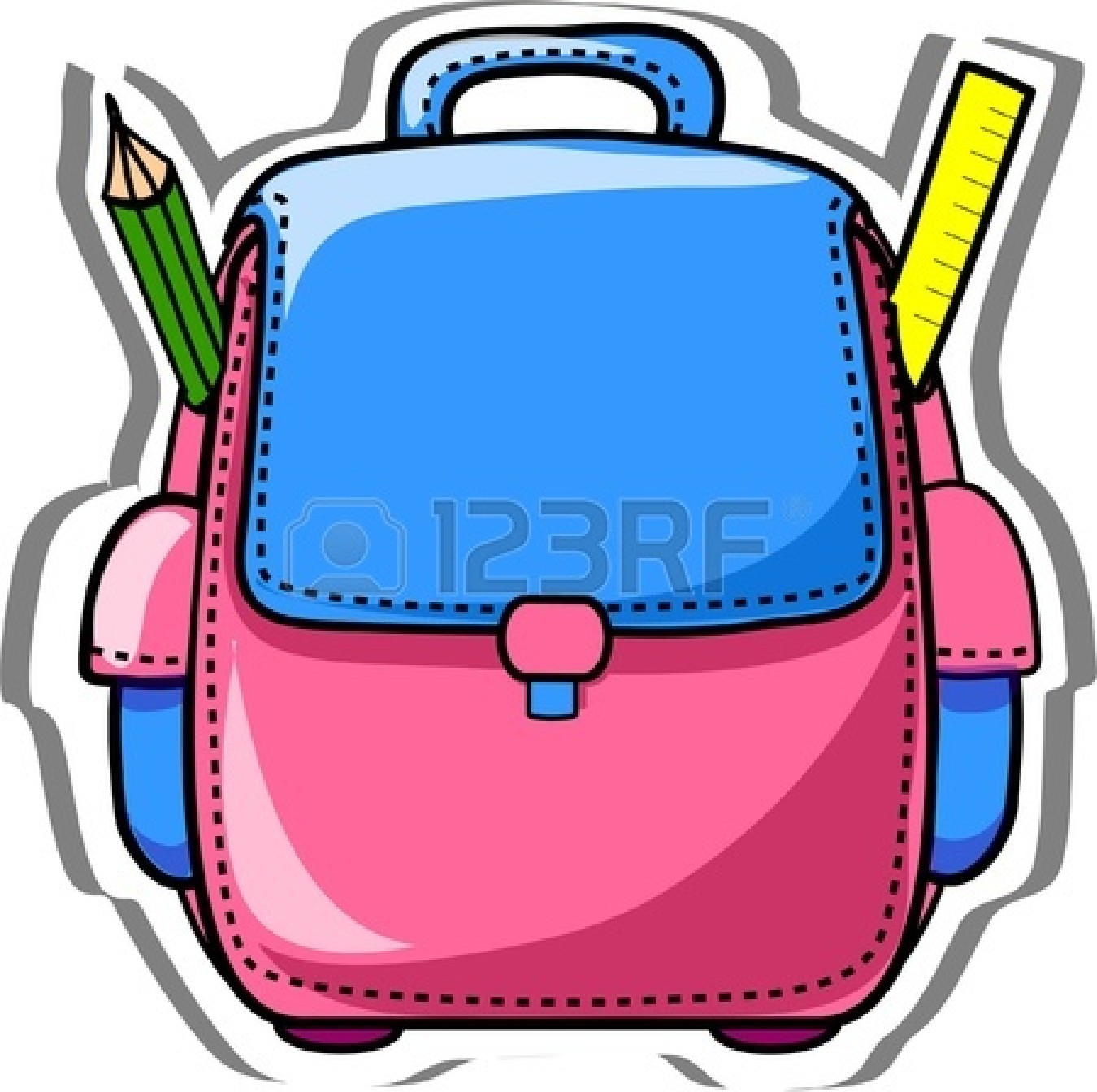 Inside clipart open backpack Clipart open%20backpack%20clipart Free Clipart Clipart