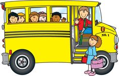 Cute clipart school bus Inside Bus school (64+) art
