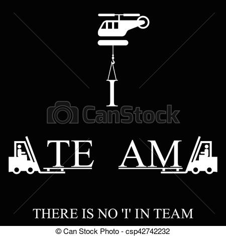 Inspirational clipart camaraderie Of teamwork Motivational Vectors motivational