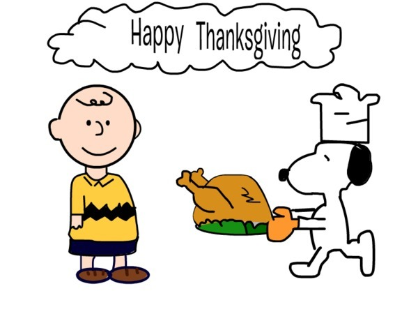 Inspirational clipart charlie brown Brown Clipart Others Happy Thanksgiving