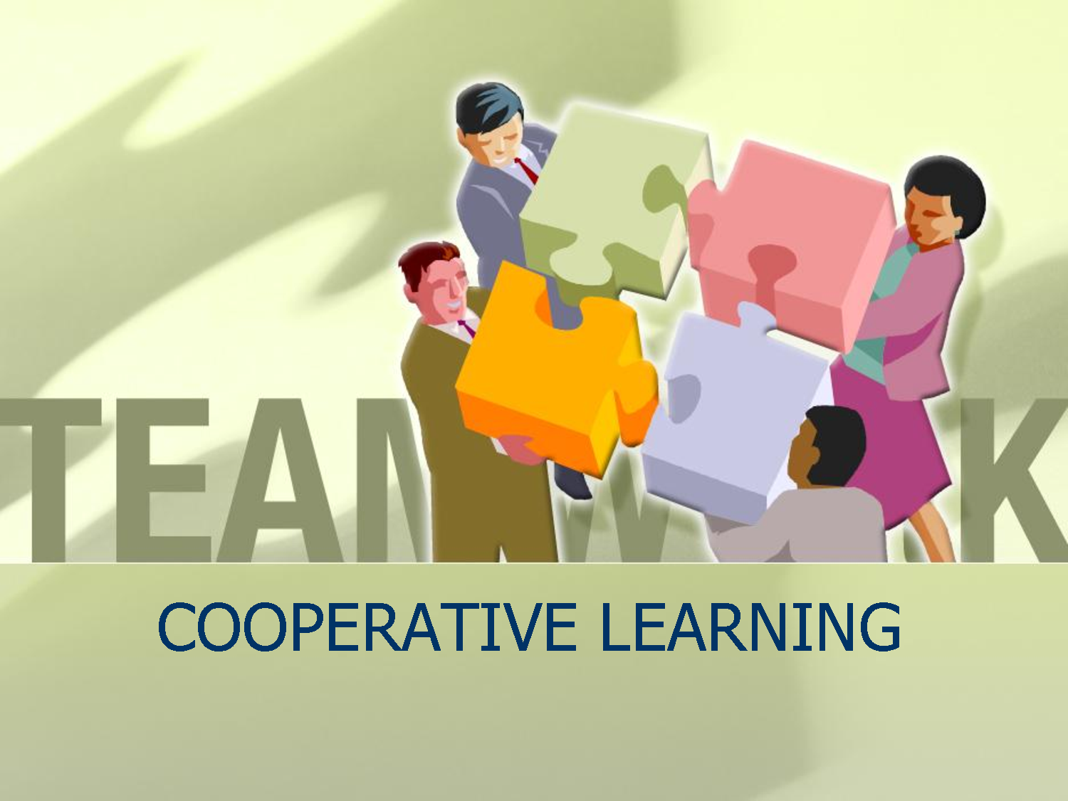 Inspirational clipart cooperative COOPERATIVE of and in teacher