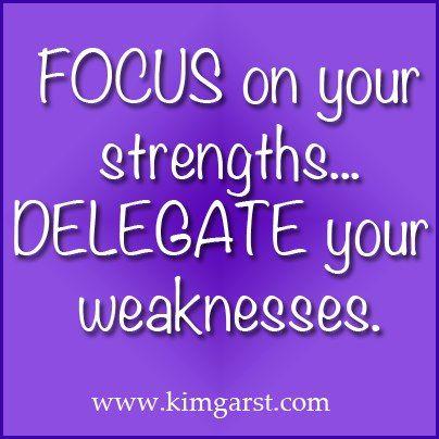 Inspirational clipart delegation Quote Delegate best strengths Delegation