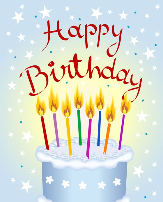 Card clipart happy birthday Birthday Happy Happy best Birthday