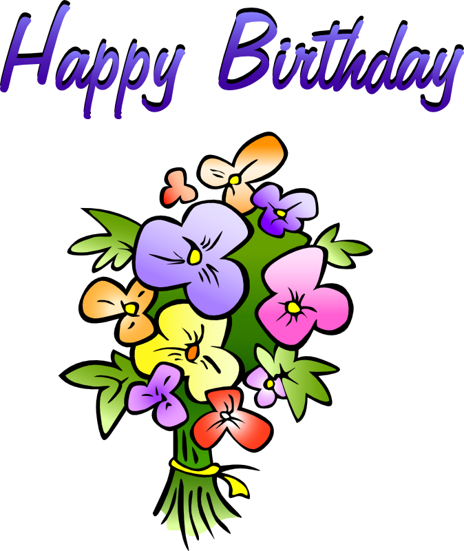 Card clipart happy birthday Com inspirational for casaliroubini Cookie