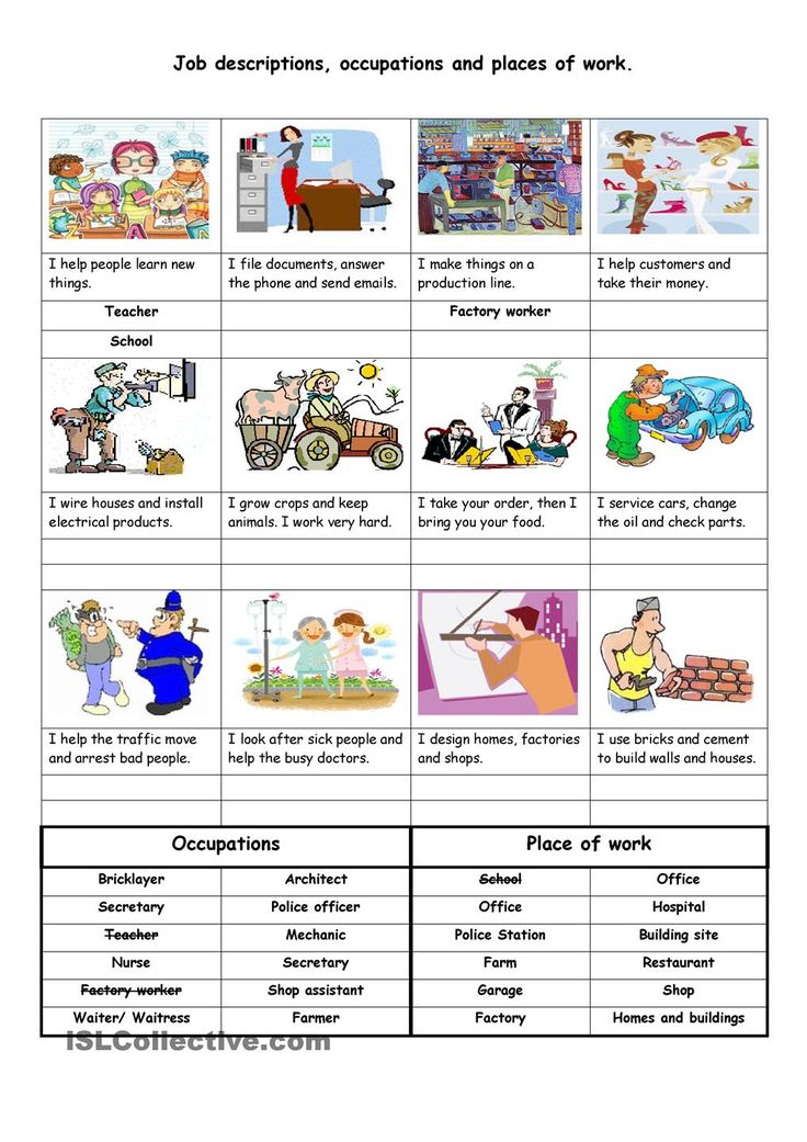 Treatment clipart job description Work and about occupations occupation