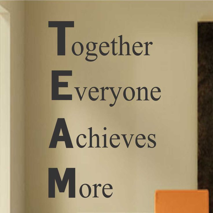 Motivational clipart team win Employee Definition Pinterest on Lettering