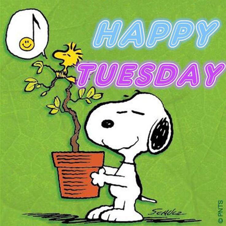 Inspirational clipart snoopy Jpg cute tuesday Happy Snoopy
